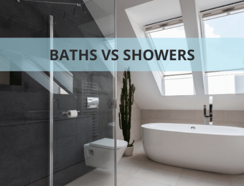 Quick Tip – Baths Vs Showers