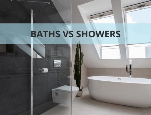 Quick Tip – Baths Vs Showers