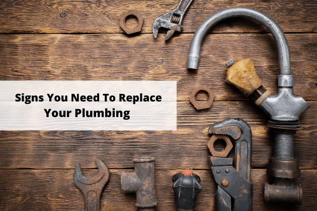replace your plumbing