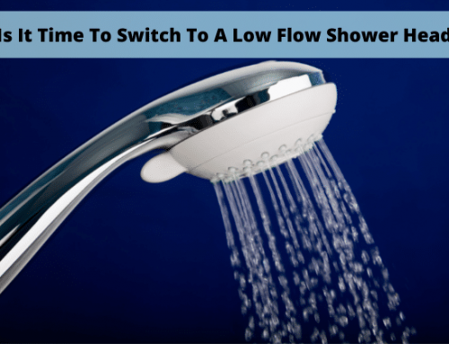 Is It Time To Switch To A Low Flow Shower Head?