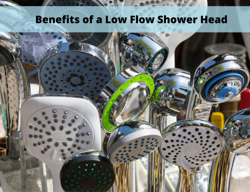 Benefits Of A Low Flow Shower Head
