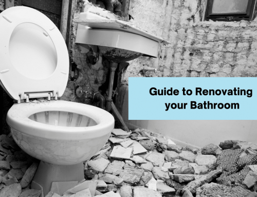 Guide To Renovating Your Bathroom