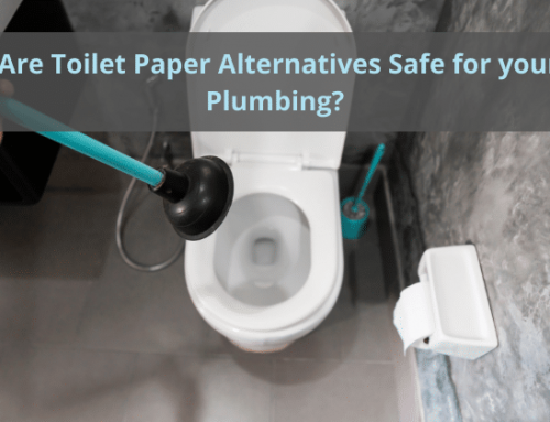 Are Toilet Paper Alternatives Safe For Your Plumbing?