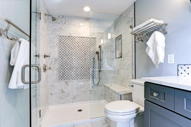 baths vs showers
