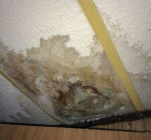 Water-damaged-ceiling-Causes Of Water Leaks