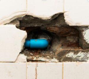 water leaking in wall-Causes Of Water Leaks