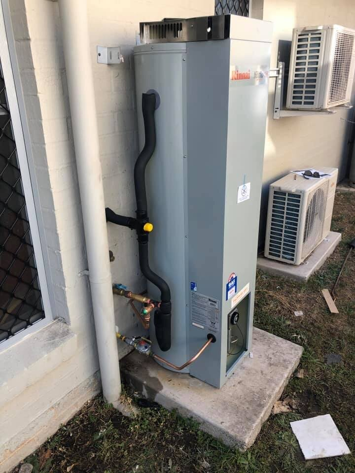 Gas Hot Water System Sunshine Coast